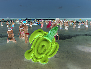 Floating Party Beach 37inv300px